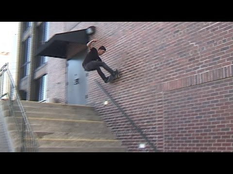 Dalton Dern Strictly Standard | TransWorld SKATEboarding