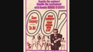 From Russia With Love - James Bond With Bongos