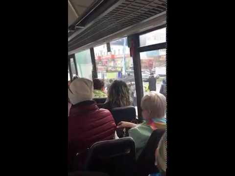 Поймали карманника и долго били пассажиры трамвая в Казахстане