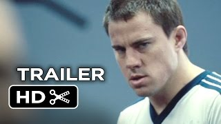 Trailer on Foxcatcher with Anthony Michael Hall