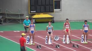 2017年度兵庫県高校総体女子100mH決勝+1.2