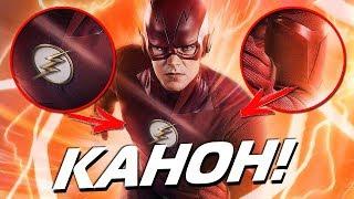 НАСТОЯЩИЙ КОСТЮМ ФЛЭША В 5-ОМ СЕЗОНЕ! [НОВОСТИ] / The Flash