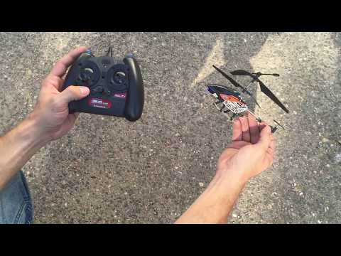 20€ ferngesteuerter Helikopter Test - Was taugt ein billig RC Heli?
