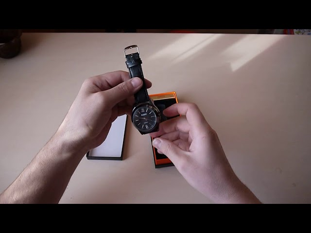 Видео Часы-зажигалка Zippo