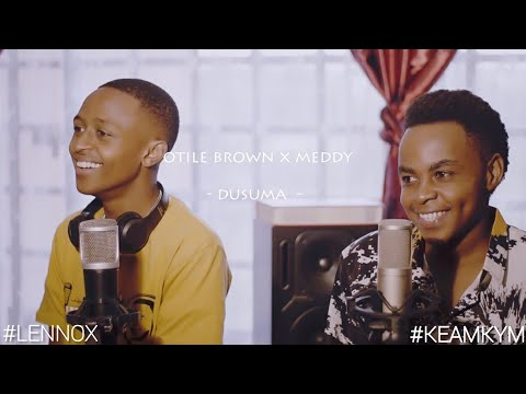 Download Otile Brown x Meddy- Dusuma [Cover by Lennox Ft Keam Kym] HD Mp4 3GP Video and MP3