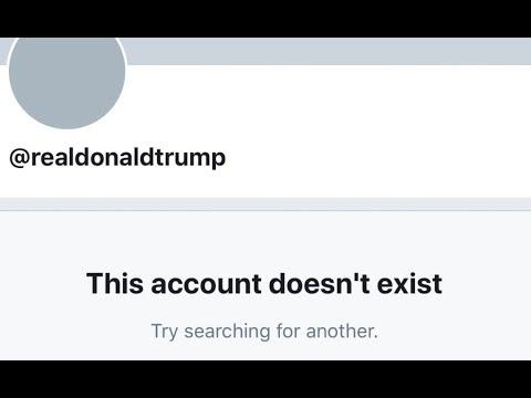@RealDonaldTrump Could Destroy Twitter