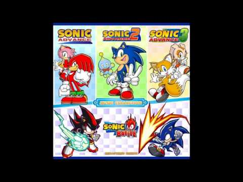 Sonic Advance 3 (Remastered)  - Nonaggression Zone