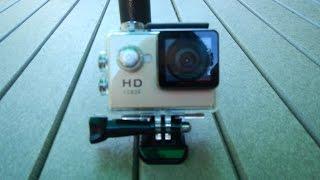 Unboxing my new 1080P Full HD SJ4000 Waterproof Camera