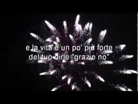 , title : 'il giorno di dolore che uno ha - Ligabue - Testo - Musica e Fuochi d'artificio di San Lorenzo.'