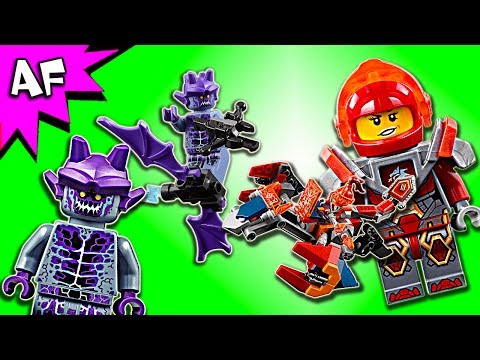 Vidéo LEGO Nexo Knights 70361 : Le dragon-robot de Macy