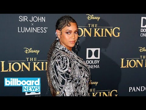 Beyonce Shares New Song From 'The Lion King: The Gift' Album | Billboard News