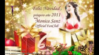 ¡Feliz Navidad!, Merry Christmas! from Monica Sanz Official Fanclub