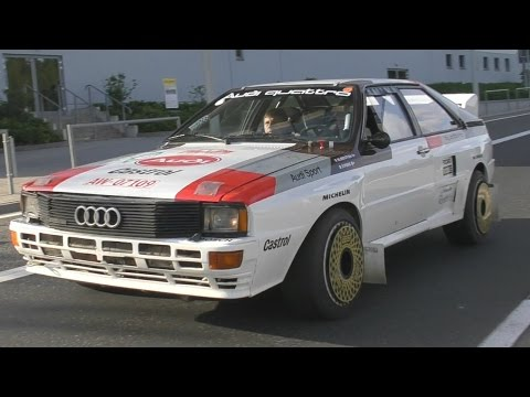 You See the Craziest Cars at the Nürburgring!