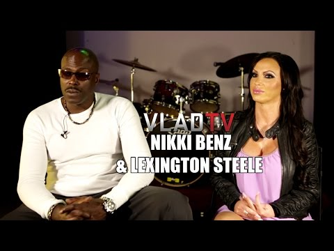 Lexington Steele & Nikki Benz: Booty Shots Should Be Legal