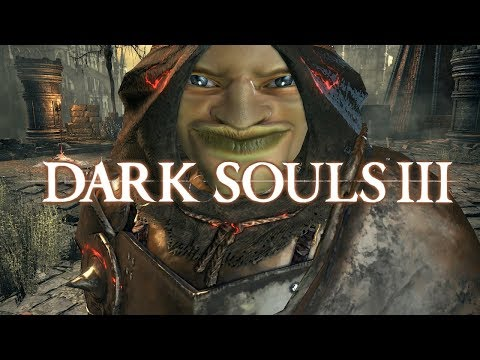 Dark Souls 3 - Stream Highlights(Fails and Funny Invasions)