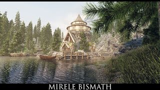 Skyrim SE Mods: Mirele Bismath - The Comfy and Compact Wizard Tower