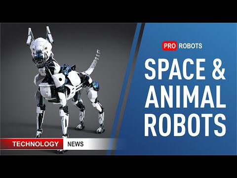 2020 Tech: The Robots of the Future Are Already Here Now