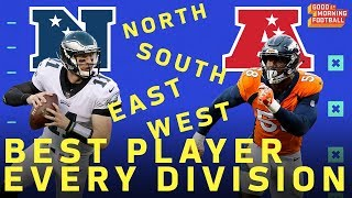Who is the Best Player in Every Division? | NFL Network