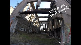Epic bando for FPV Freestyle with Reelsteady - DJI HD FPV