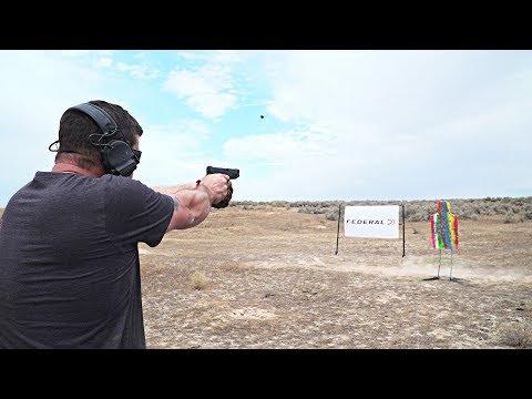 Gun Shooting Videos | Handgun & Rifle Specifications