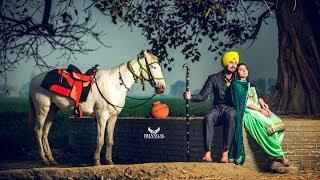 PRE WEDDING | Lovedeep & Jasreet | Khyaal | Gurshabad | Bhangal Studio