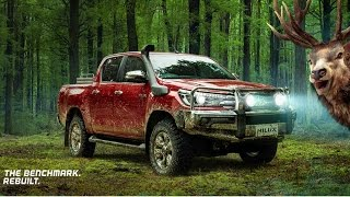 2016 HILUX | 4WD Single And Extra Cab