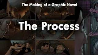 Making Of A Graphic Novel