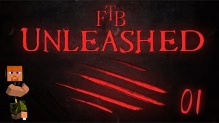 Minecraft - Feed the Beast: Unleashed - Let's play 1. rész