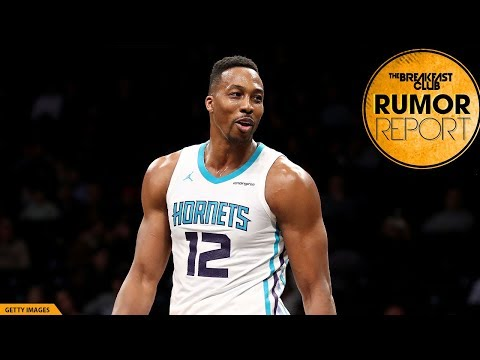 Dwight Howard Opens Up About Sexuality, Says He's Not Gay But Understands Homophobia