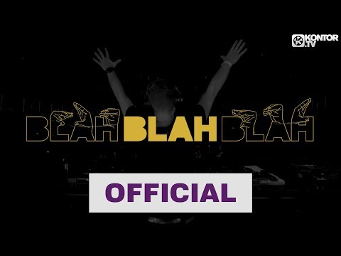 Armin Van Buuren – Blah blah blah Video