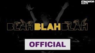 Armin Van Buuren   Blah Blah Blah (Official Lyric Video 4K)