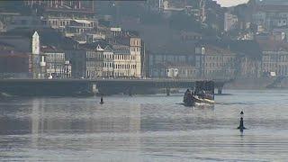 Microplásticos invadem rio Douro