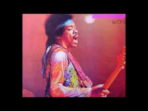 Jimi Hendrix  ⭐⭐?   Lover Man