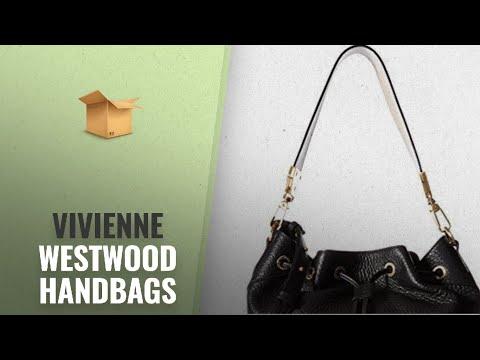 Top 10 Vivienne Westwood Handbags [2018 Best Sellers]: Vivienne Westwood Women's Bucket Bag