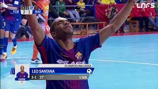 FC Barcelona Lassa - Aspil Vidal Ribera Navarra.Jornada 16