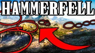 Elder Scrolls VI: Hammerfell Confirmations - All Evidence & Explanation - dooclip.me