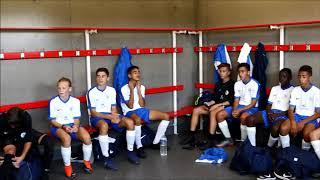 Causerie d'avant-match Nîmes - Pôle Espoirs U14