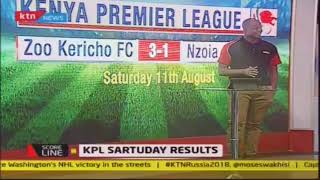 Kenya Premier League Sunday fixtures | KTN News Scoreline