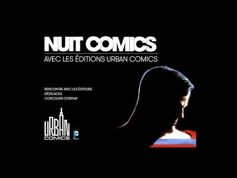 Nuit Comics