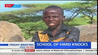 Story top KCPE student in Elgeyo Marakwet whose academic future is not secured