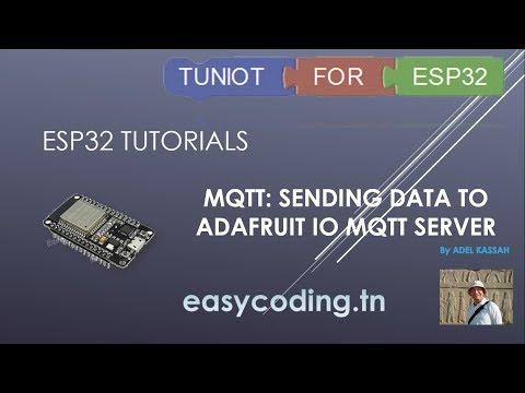 How to Make an Arduino WebSocket Server with an ESP32 - смотреть