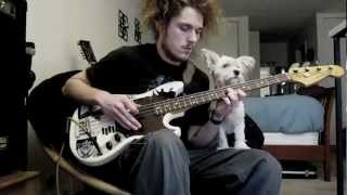 Mogwai Yes! I Am a Long Way From Home bass cover