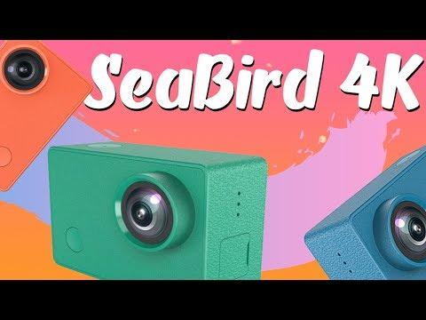 Обзор экшн камеры Xiaomi Seabird 4K | От «Румиком» — фирменного магазина Xiaomi