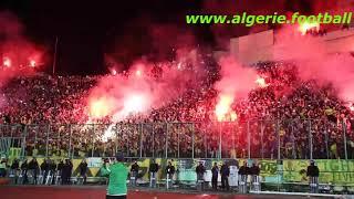 L'ambiance lors du match : JSKabylie – CABBA