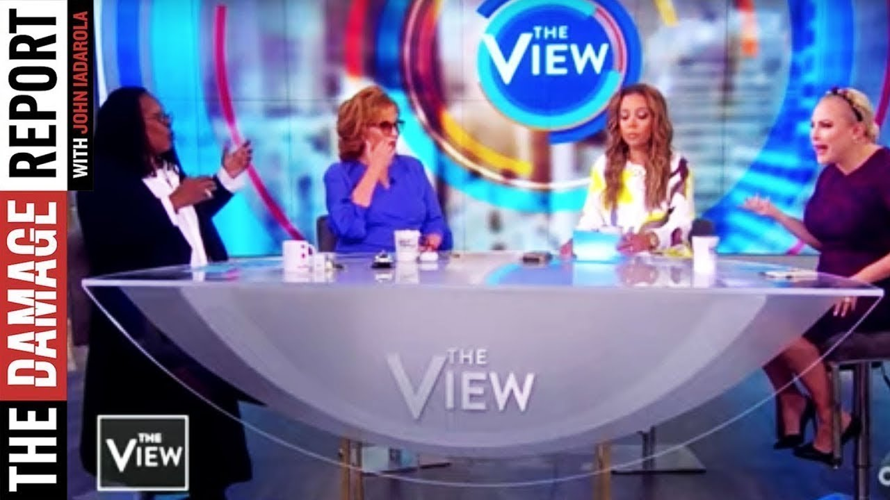 Meghan McCain Cusses Out Joy Behar thumbnail