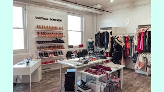Opening My First Store | Voltage Boutique Tour