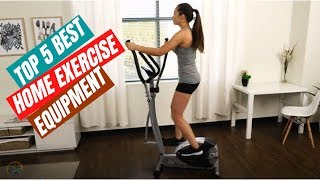 Top 5 Best Home Exercise  Gym  Equipment for Weight Loss 2020 Review