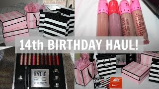 14th BIRTHDAY HAUL 2017
