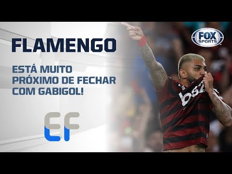 FLAMENGO ESTÁ MUITO PRÓXIMO DE FECHAR COM GABIGOL!