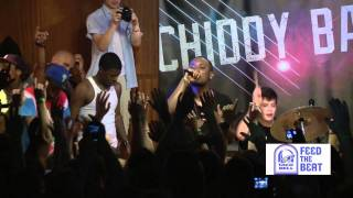 "Chiddy Bang - ""Mind Your Manners"" - Taco Bell Performance"